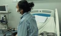 Bệnh nhân thứ 17 có kết quả xét nghiệm âm tính lần 1. Ảnh: Bộ Y tế