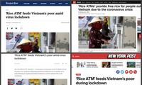 """Truyền thông thế giới ca ngợi sáng kiến ATM gạo """"khó tin nhưng có thật"""" của Việt Nam"""
