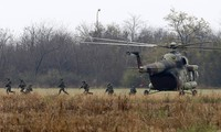 Cuộc tập trận Anh em Slav diễn ra trong bối cảnh Belarus đang có các căng thẳng chính trị ảnh: TASS