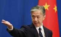 Người phát ngôn Bộ Ngoại giao Trung Quốc Uông Văn Bân
