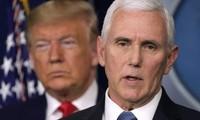 Phó Tổng thống Mike Pence đang chịu sức ép phải hành động để loại bỏ ông Trump