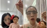 Nội dung phản cảm trên kênh Youtube Thơ Nguyễn