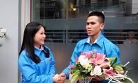 Hành động cứu cháu bé rơi từ tầng 12 của anh Nguyễn Ngọc Mạnh được cộng đồng khen ngợi hết lời ảnh: p.v