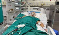 Bệnh nhân bị ngộ độc do tự ý dùng thuốc chữa bệnh
