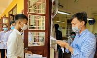 Kỳ thi tốt nghiệp THPT 2021 sẽ ổn định như những năm trước Ảnh: Nguyễn Hà