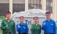 'Song Linh' thắp lửa hoạt động Đoàn