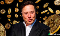 Ông chủ Tesla Elon Musk tạo nên cú hích lớn cho bitcoin