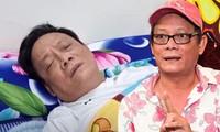 Nghệ sĩ Tấn Hoàng ngất xỉu trên máy bay, xin xuất viện sớm vì không trả nổi viện phí