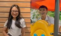 Hồ Văn Cường, Phương Mỹ Chi hào hứng khoe kết quả thi tốt nghiệp THPT