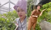 Nhật Kim Anh đăng clip bán rau nhưng giá sản phẩm lại gây tranh cãi