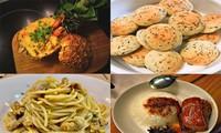 Nghỉ dịch ở nhà, bạn trẻ bày biện món ăn đẹp mắt như thực đơn nhà hàng, sách dạy nấu ăn