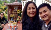 Tròn 2 năm ngày Anh Vũ mất, NSND Hồng Vân và nhiều sao Việt tưởng nhớ cố nghệ sĩ