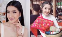 Nhan sắc người đẹp 'thế chỗ' Hoa hậu Thế giới Lào sau lùm xùm khai gian tuổi