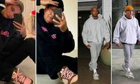 Cụ ông sành điệu cosplay Kylie Jenner, Kayne West và loạt sao Hollywood
