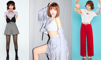 Quảng cáo đồ lót nhưng không chịu mặc sản phẩm, nữ ca sĩ Kpop gây tranh cãi