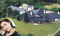 Hoa hậu Hồng Kông Lý Gia Hân khoe biệt thự rộng lớn như cung điện