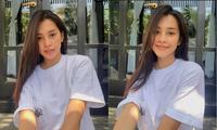 Chăm diện áo phông, Hoa hậu Tiểu Vy có cả '101' cách mix đồ cực khéo