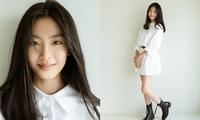 Nhan sắc cô gái 17 tuổi đầu tiên đầu quân cho công ty Bi Rain