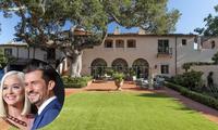 Vợ chồng Katy Perry mua biệt thự hoành tráng, trở thành hàng xóm của Hoàng tử Harry