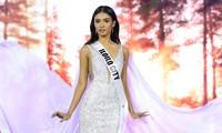 Nhan sắc ngọt ngào, quyến rũ của người đẹp lai đăng quang Hoa hậu Hoàn vũ Philippines