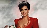Hoa hậu Mỹ năm 1993 đột ngột qua đời