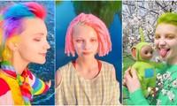 Sắc vóc xinh đẹp như búp bê của hotgirl Ukraine