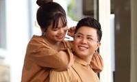 MC Lê Anh tiết lộ bà xã kém 10 tuổi đang mang bầu