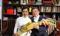 Chiều Xuân khoe ảnh cưới, kỉ niệm 34 năm về chung nhà với ông xã Đỗ Hồng Quân