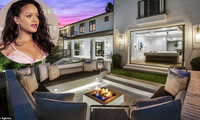 Cận cảnh căn biệt thự mới tậu hơn 300 tỉ đồng của Rihanna