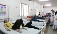 Rò rỉ khí gas, hàng loạt công nhân nhập viện cấp cứu