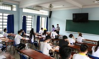 57 thí sinh ở Cần Thơ vắng làm thủ tục thi, 1 thí sinh sốt cao