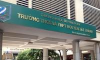 Trường THCS và THPT Nguyễn Tất Thành (thuộc ĐH Sư phạm 1 Hà Nội).