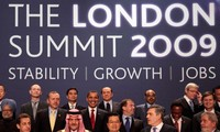 Hội nghị thượng đỉnh G-20 tổ chức tại London năm 2009
