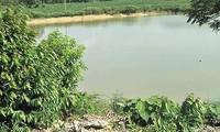 Hồ Bàu Đầy, nơi 2 cháu nhỏ bị đuối nước thương tâm