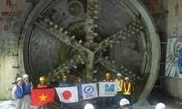 Hầm Metro Sài Gòn đã thông