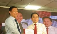 Ông Từ Lương làm Giám đốc Trung tâm báo chí TPHCM