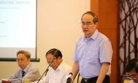 Bí thư TPHCM Nguyễn Thiện Nhân: 'Cán bộ phải biết sợ khi dân không hài lòng'