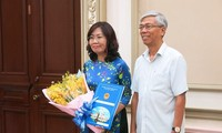 TPHCM bổ nhiệm 'nữ tướng' quản lý vận hành tuyến metro số 1