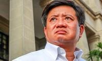 Ông Đoàn Ngọc Hải chính thức được từ chức theo nguyện vọng