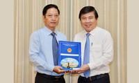 TPHCM bổ nhiệm Chánh Thanh tra mới