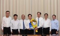 TPHCM bổ nhiệm nhiều lãnh đạo mới