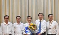 Sở Nông nghiệp và Phát triển Nông thôn TPHCM có lãnh đạo mới