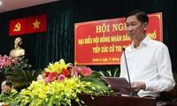 Đình chỉ tư cách đại biểu HĐND TPHCM của ông Trần Vĩnh Tuyến, Trần Trọng Tuấn