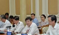 Chủ tịch TPHCM phân công lại công tác sau khi ông Trần Vĩnh Tuyến bị khởi tố