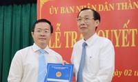 Phê chuẩn nhân sự lãnh đạo chủ chốt ở TPHCM