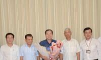 Nhiều cán bộ lãnh đạo ở TPHCM nghỉ hưu
