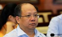 Đình chỉ tư cách đại biểu HĐND TPHCM đối với ông Tất Thành Cang