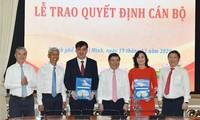 Triển khai quyết định của Thủ tướng về nhân sự lãnh đạo chủ chốt TPHCM