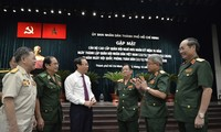 Bí thư TPHCM Nguyễn Văn Nên: 'Ai hành quân sẽ tiếp tục di chuyển, ai phải xử lý thì ở lại'