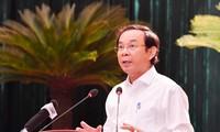 Bí thư Nguyễn Văn Nên: 'Đừng để người dân bắt tội phạm một mình…'